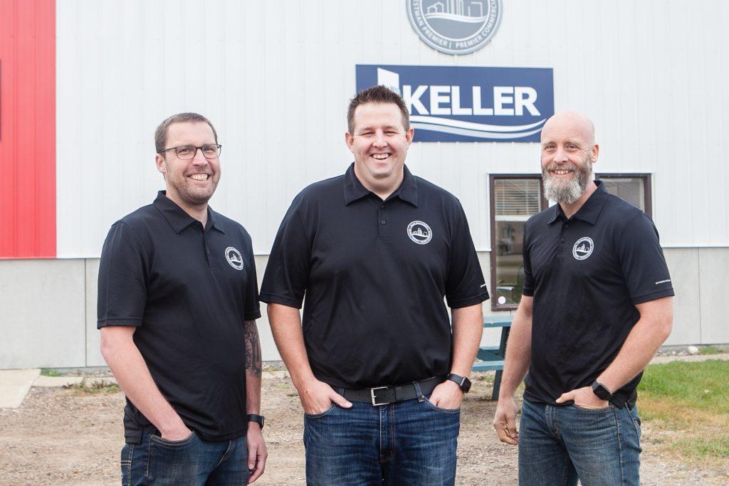 Keller Developments Premier commercial builders westman premier homes