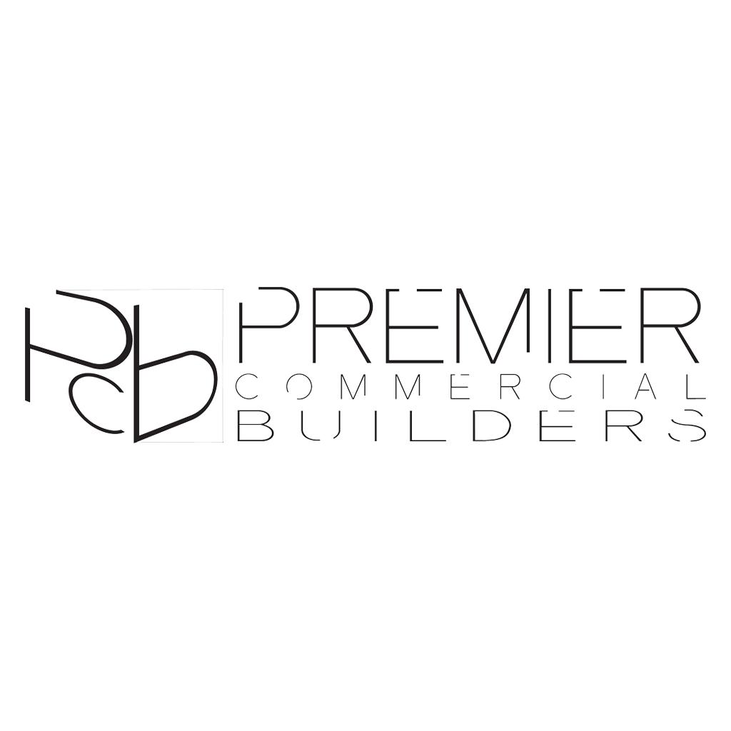 premier commercial builders logo square