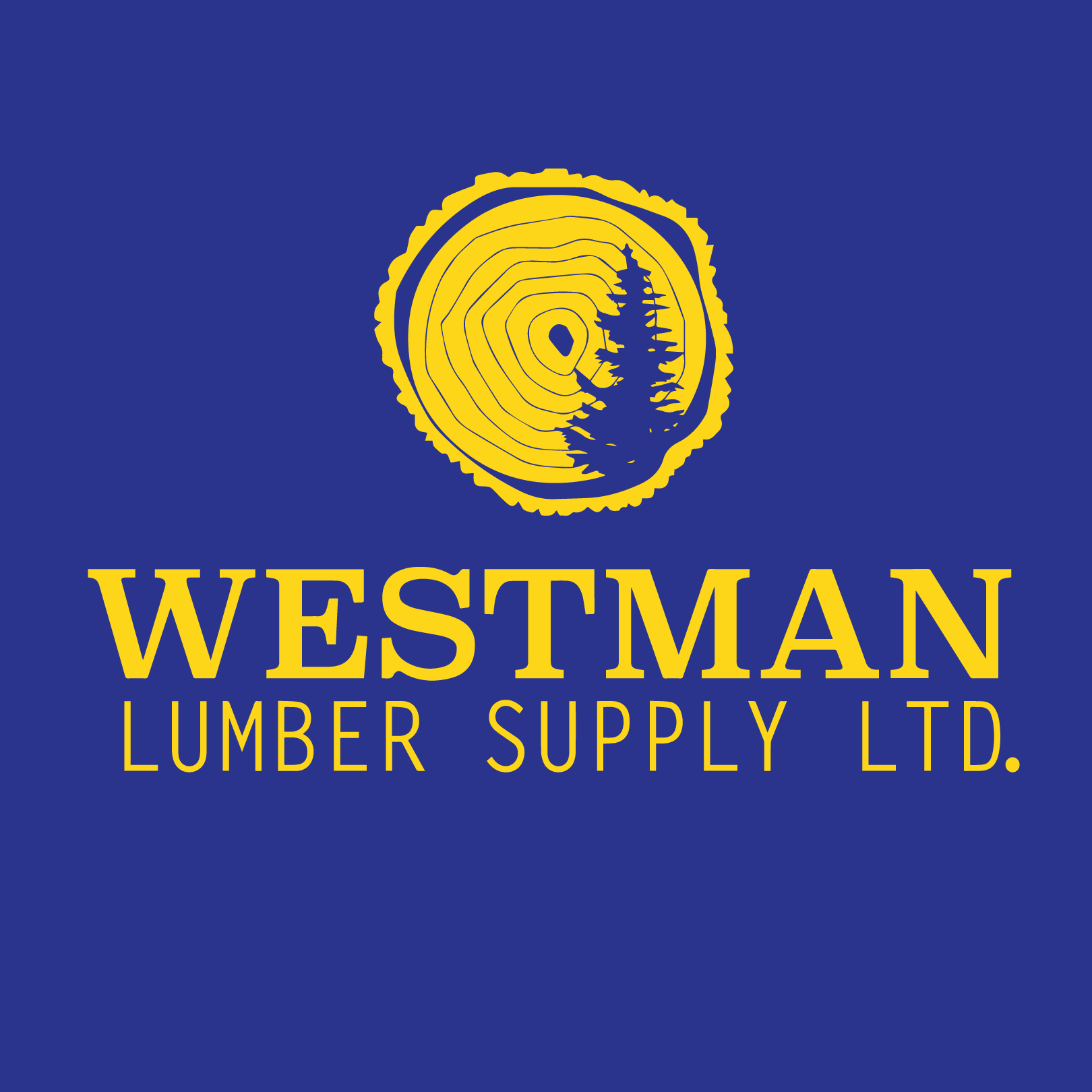 westman lumber logo square