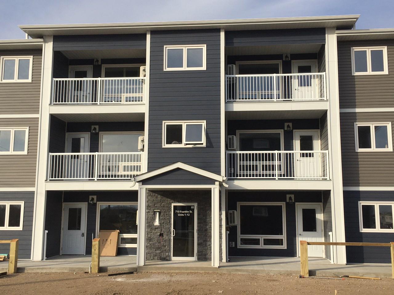 710 Franklin Street apartment developed by Keller Developments general contractors