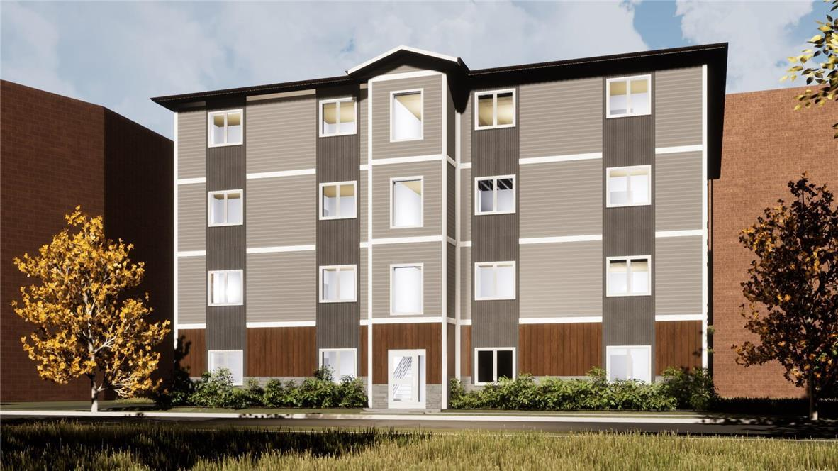 keller developments myria design 3d render building concept