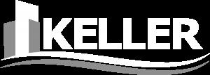 keller developments logo white